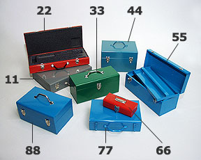 Standard tool boxes